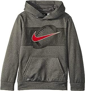Nike Kids Mens Half Tone Sport Ball Hoodie (Little Kids)