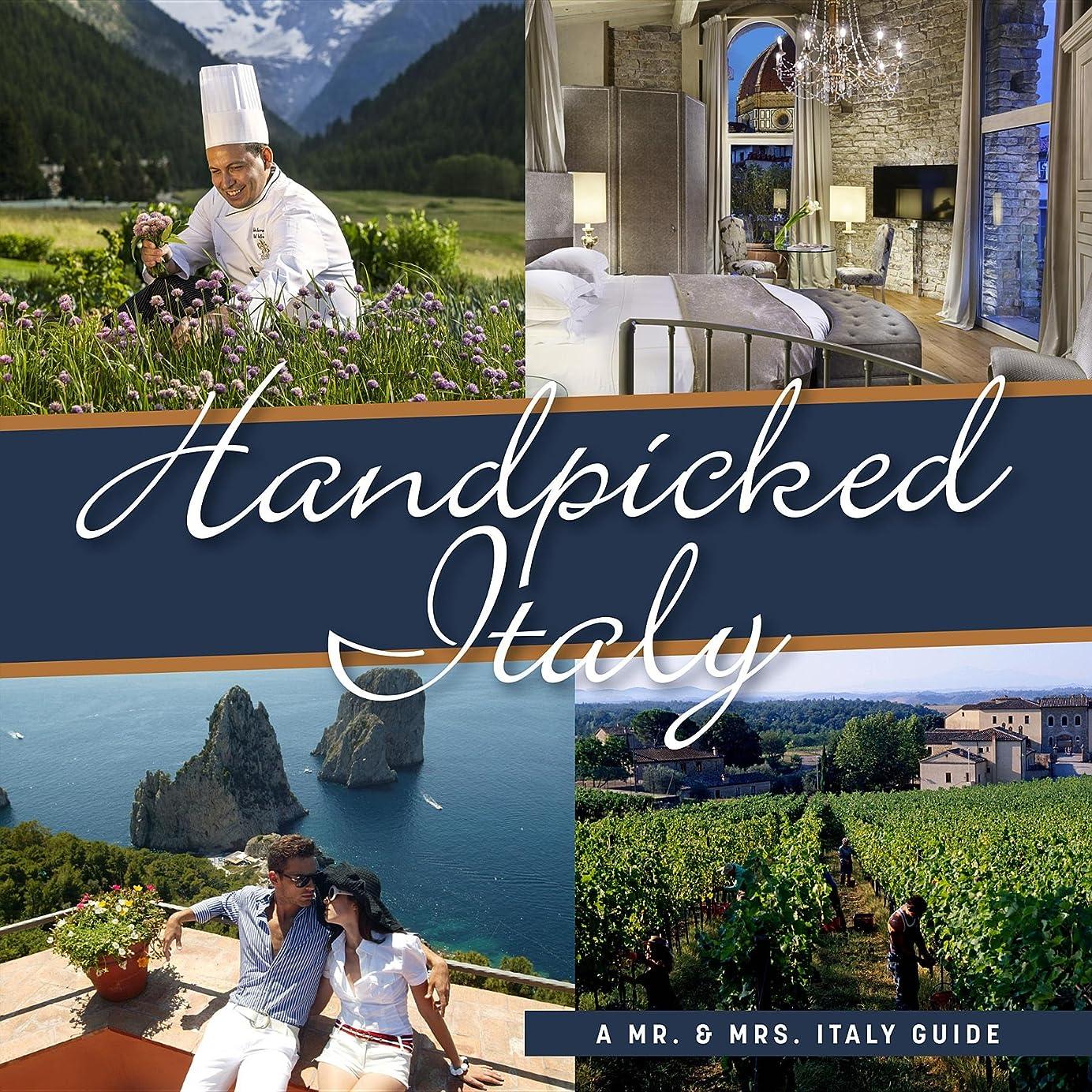 シンク平方カフェテリアHandpicked Italy: A Mr. & Mrs. Italy Guide (English Edition)