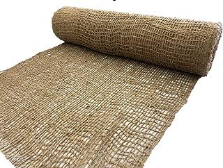 AK-Trading Jute Erosion Control, Soil Saver Mesh Blanket - 48