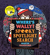 Where's Wally? Spooky Spotlight Search