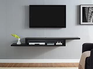 Martin Furniture Asymmetrical Wall Mounted, 72