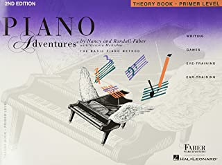 Primer Level – Theory Book: Piano Adventures