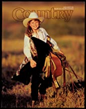 Country Vol. 13 No. 4 September October 1999 - Rural America, Animals, Amish Farm Family, Covered Bridges, Homesteader Tips