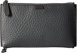 Lodis Accessories - Borrego RFID Double Zip Pouch