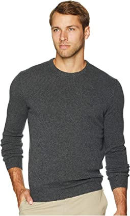 Washable Cashmere Crew Neck