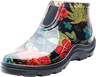 Sloggers Women's Waterproof Rain and Garden Ankle Boots...