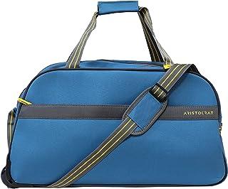 Aristocrat Polyester 55 cms Blue Travel Duffle (DFTDRH55BLU)