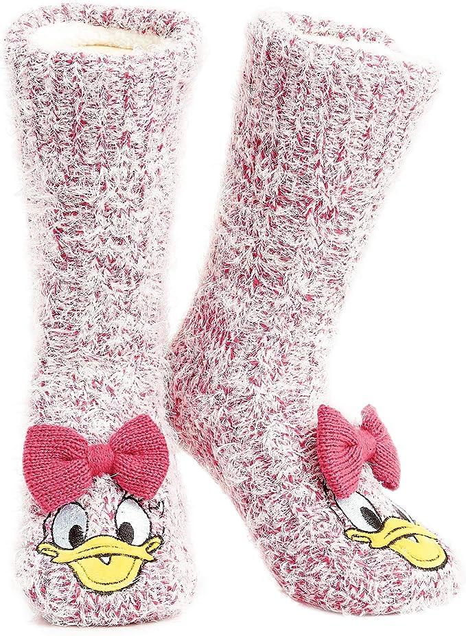 4335 opinioni per Disney Calze Antiscivolo Invernali Personaggi Mickey Minnie Stitch- Calze a