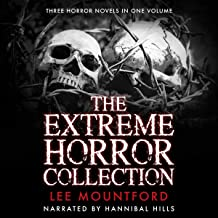 The Extreme Horror Collection: Three Novel Box Set