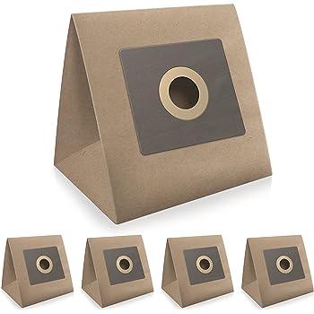 Wessper Bolsas de aspiradora para UFESA AT 7407 Mousy (5 Piezas, Papel): Amazon.es: Hogar
