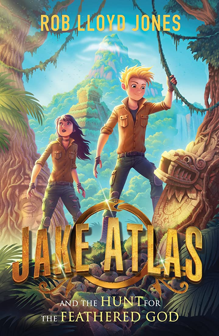Jake Atlas and the Hunt for the Feathered God (English Edition)