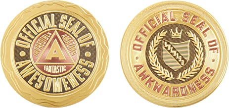 Awesomeoness/Awkwardness Official Sticker Seals