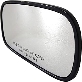 Dorman 56062 Buick Lucerne Passenger Side Plastic Backed Door Mirror Glass