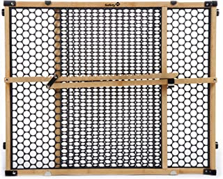 Safety 1st Eco-Friendly Nature Next Bamboo Gate, Bamboo and Black, Fits Spaces Between 28