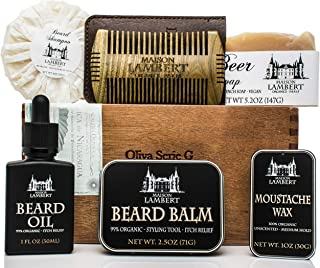 organic grooming products