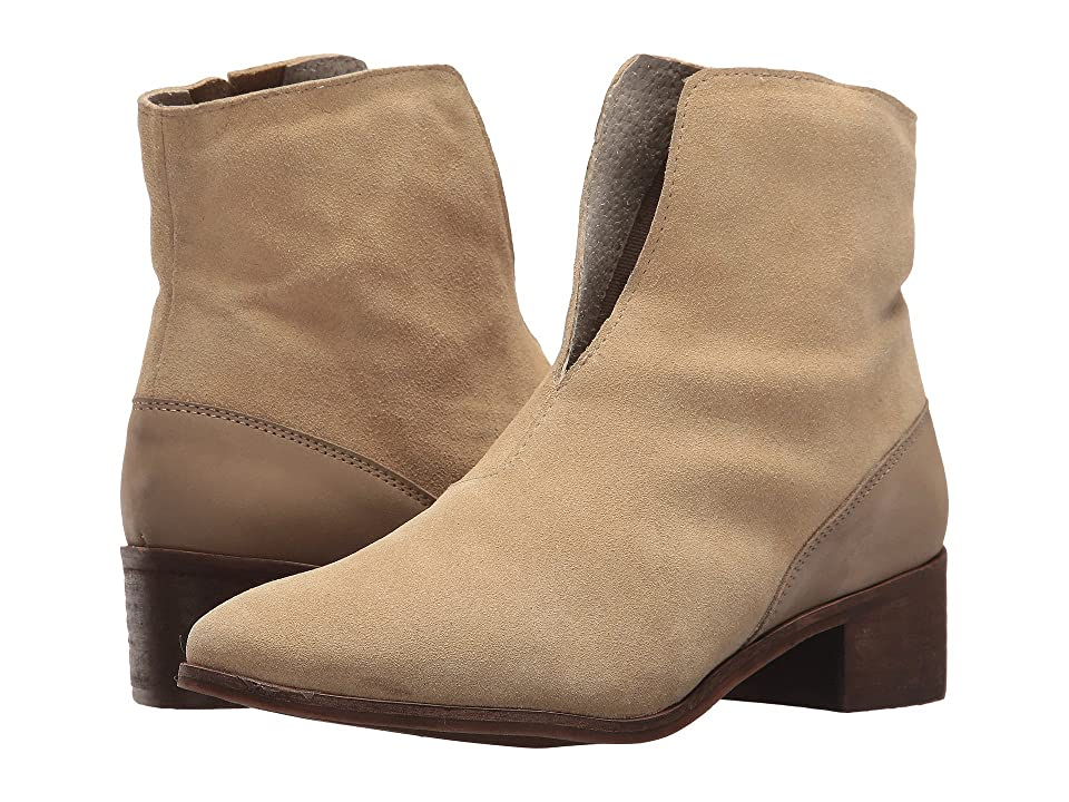 Matisse Cecilia (Natural Suede) Women