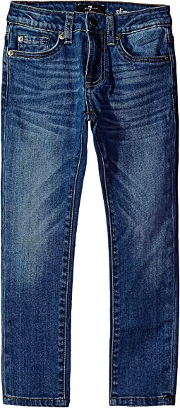 7 For All Mankind Kids - Denim Jeans in Solace (Big Kids)
