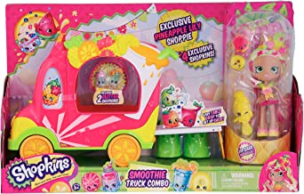 56332 Shopkins Smoothie Truck Combo