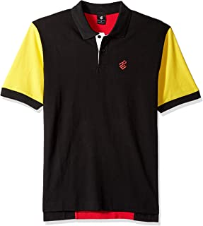 Rocawear Men's Short Sleeve Polo (Regular and Big and Tall)
