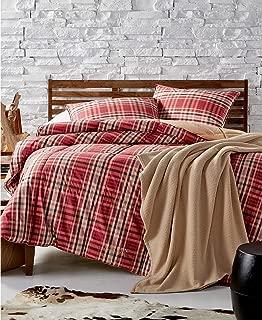 Lauren Ralph Lauren Reversible Yarn-Dyed Down Alternative Comforters (Sophia, King)