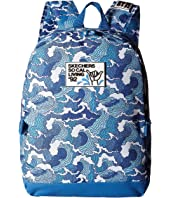 SKECHERS Wave Rider Backpack w/ Detachable Lunch Bag (Little Kids/Big Kids)