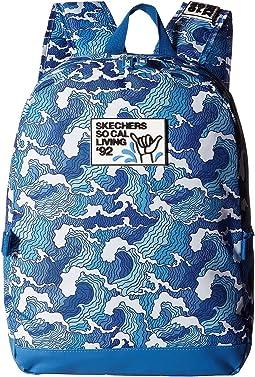 Wave Rider Backpack w/ Detachable Lunch Bag (Little Kids/Big Kids)