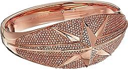 Starburst Pave Hinge Bracelet