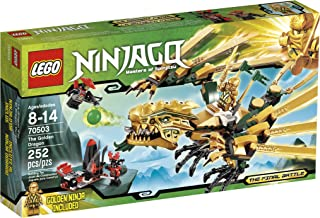 LEGO Ninjago The Golden Dragon 70503 (japan import)