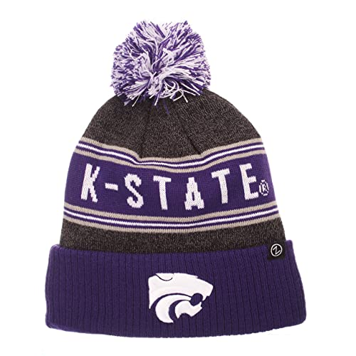 9617af0a151 ZHATS NCAA Mens End Zone Knit NCAA Beanie