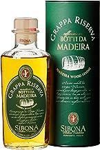 Sibona Grappa aged in Madeira Wood 1 x 0.5 l