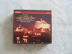 Puccini: Tosca recorded London 7/1976