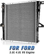 Complete Radiator for Ford Mazda Explorer Ranger B3000 B4000 3.0L 4.0L V6 DWRD1014