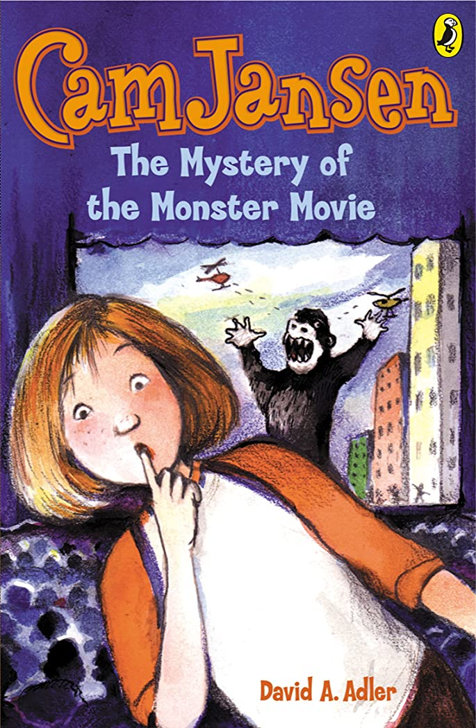 プロポーショナル投資心配するCam Jansen: The Mystery of the Monster Movie #8 (English Edition)