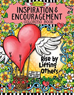 Inspiration & Encouragement Coloring Book (Design Originals)