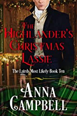 The Highlander's Christmas Lassie: The Lairds Most Likely Book 10 Kindle Edition