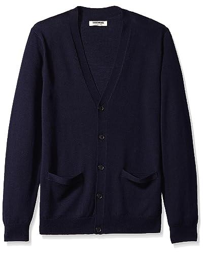429e588ee Merino Wool Men s Sweater  Amazon.com