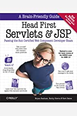 Head First Servlets and JSP: Passing the Sun Certified Web Component Developer Exam Kindle Edition