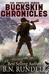Buckskin Chronicles: The Complete Western Series Kindle Edition