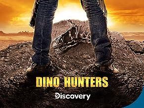 Dino Hunters Season 1