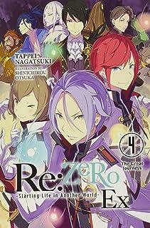 Re:ZERO -Starting Life in Another World- Ex, Vol. 4 (light novel)
