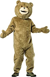 Men's Teddy Costume