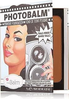 theBalm PhotoBalm Powder Foundation - Medium Dark