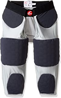 Cramer Hurricane 7 Pad Football Girdle, with Thigh, Hip and Tailbone Pads