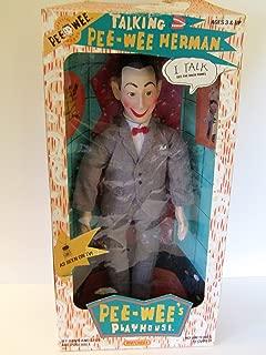 Vintage Pee Wee Herman Pull String Doll 17