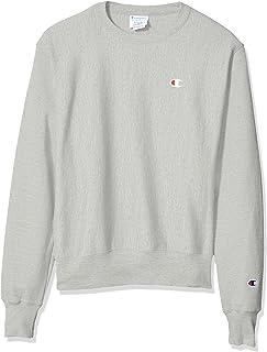 قميص رياضي رجالي بنسيج عكسي من Champion LIFE رمادي أكسفورد، مقاس XX-Large