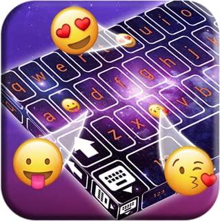 raindrops keyboard theme