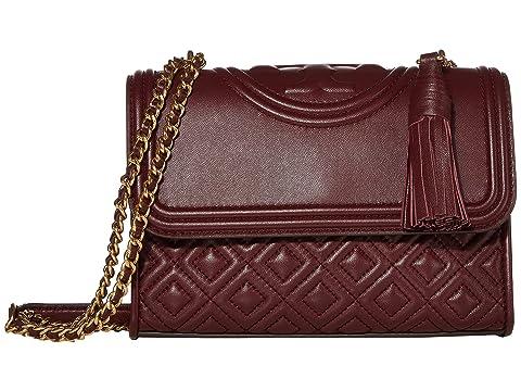 Tory Burch Fleming Small Convertible Shoulder Bag