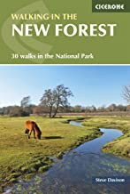 Walking in the New Forest: 30 Walks in the New Forest National Park (Cicerone Guides)