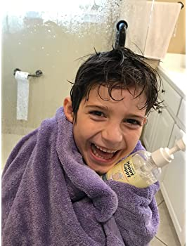 Dr. Eddie's Happy Cappy Daily Shampoo & Body Wash for Children, Soothes Dry, Itchy, Sensitive, Eczema Prone Skin, Der...