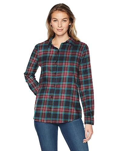 108404ee Women's Flannels: Amazon.com